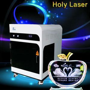 Haute-Fréquence, 3D Photo, Crystal verre acrylique Machine de gravure laser