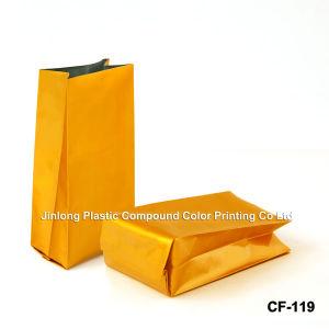 명확한 플라스틱 커피 포장 부대
