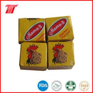 Venta caliente 10 G pollo sabor del condimento en polvo y de cubos