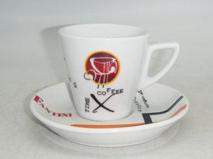 Versterk de Mok van de Thee van de Mok van de Koffie van het Porselein
