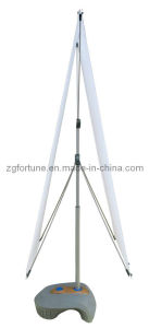 Carrinho ao ar livre da bandeira da injeção X da água (FB-ZX-30)