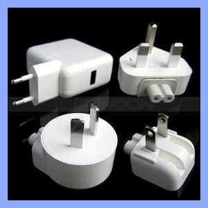Leistung Adapter Dual USB Travel Charger für iPad iPhone Wall Charger Us/EU/UK/Au Plug