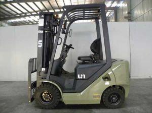 U Series Capacity 1800kg 1.8t Diesel Forklift van de V.N.