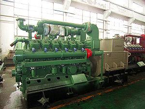 Комплект генератора двигателя природного газа Avespeed