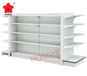 Étagère de gondole de supermarché pour la mémoire neuve de système (HY-31)