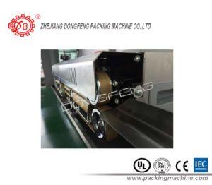 Machine continue de bande de cachetage de sac (DBF-770W)