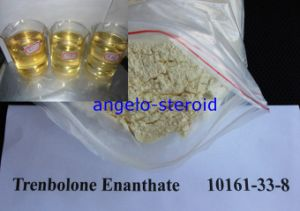 Tren jaune pâle E Liquild ou Powder Trenbolone Enanthate Parabolan
