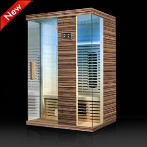 De houten Sauna van het Huis van de Badkamers Infrarode (SF1I001)