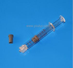 2.25ml Prefilled Syringe Luer Lock