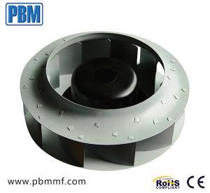 ventilador centrífugo do Ec de 250mm com anel da entrada