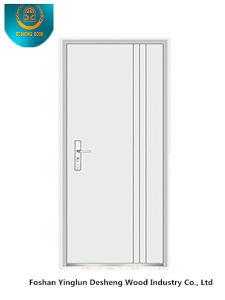 Porte en acier de type moderne pour int rieur ou ext rieur for Porte blanche interieur