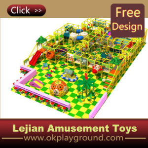 Indoor commercial Soft Playground avec GV Certificate Approved