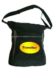 O poliéster relativo à promoção enlata um saco mais fresco