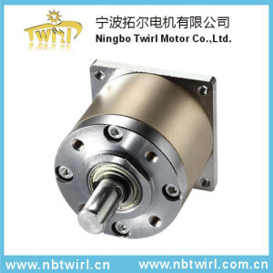 56mm 1/168 de Reduction Ratio 150W Square Flange Planetary Gear Box (PG56-168K)