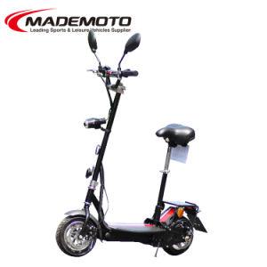 Scooter électrique sans frottoir bon marché de la batterie au lithium 36V 500W
