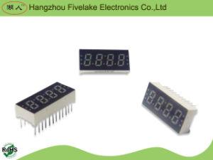 Afficheur LED de segment des chiffres 7 de quarte de 0.3 pouce (WD03041-A/B)