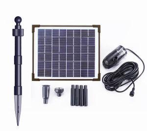Fountainのための5W Solar Brushless Pump Kit