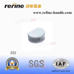 Agrafe en verre en aluminium pour la salle de bains (L-252)