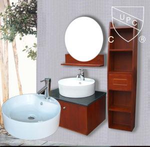 Articoli sanitari di ceramica rotondi semplici del lavabo for Articoli bagno