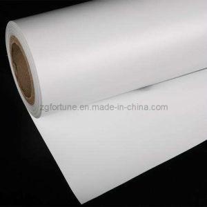 Película rígida do PVC do Eoc-Solvente (VWS-3340)