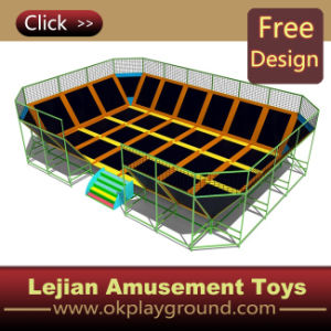 CE populaire de haute qualité Lits Trampoline (TP1201-10)