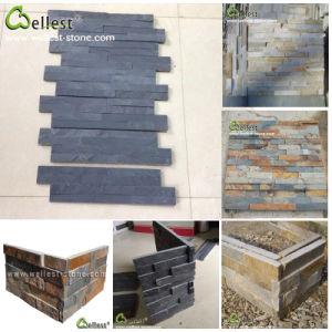 natural slate wall stone panel de piedra natural para de pared interior exterior