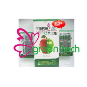 Vinagre de sidra de L-Carnitine+Apple - 100 cápsulas naturales de la combinación que adelgazan (KA)