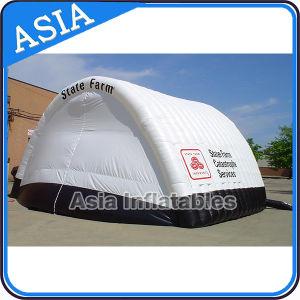 tente provisoire gonflable de structures tente gonflable de qualit pour le garage tente. Black Bedroom Furniture Sets. Home Design Ideas