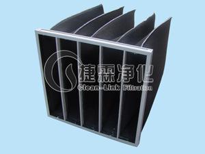 De zak Geactiveerde Filter van de Koolstof (de Filter van de Zak)