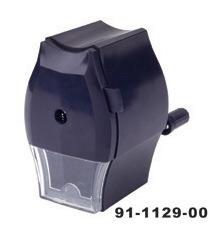 1 sacapunta de lápiz de la manivela del agujero (91-1129-00)