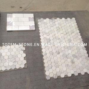 M rmol piedra natural mosaico de arte en ba o cocina for Azulejos bano piedra natural