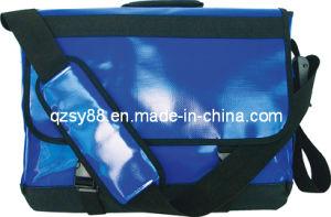 Moda a prueba de agua bolsa de hombro moderno lona (SY-D13006)