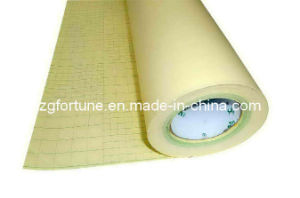 Forro frio do amarelo da película do PVC da laminação (LAM-5580G/LAM-5580M)