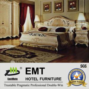 Meubles classiques de chambre à coucher de l'hôtel 2016 (EMT-SKB23)