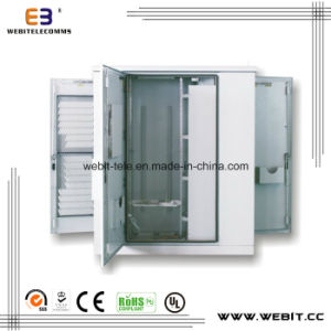 Ip55 gabinete al aire libre para la fibra y el sistema de cableado wb