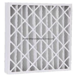 De karton Geplooide Filter van de Lucht (G4)