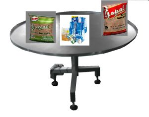 Girare Table per Packing Machine Jy-T