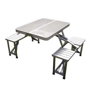 Beach muebles mesa playa plegable y silla wj277606 - Mesa plegable playa ...