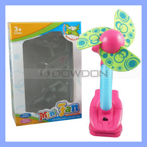 Flexibles Mini Klipp Fan mit Flower Design (Fan-01)
