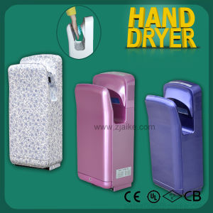 El secador innovador de la mano de los productos del hogar for Innovative household items