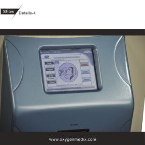 Machine faciale de massage facial de l'oxygène pur de soin de l'oxygène