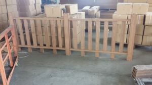 WPC Fence, Garden Fence, Fence 1.5 * 1.1m