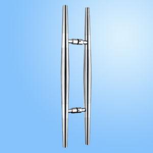 Punho de vidro da tração da porta da qualidade (FS-1827)