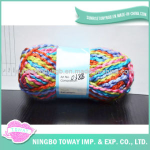 Roving Chunky Knitting Tt Big Belly Fancy Yarn