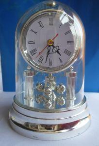Horloge contrôlée par radio de modèle de l'horloge d'alarme /Classtic
