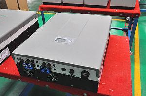 Трехфазной инвертор 10kw соединенный решеткой солнечный