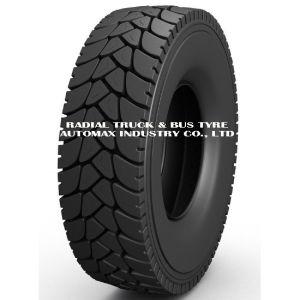 13r22.5 315/80r22.5の放射状のTruck Tyre