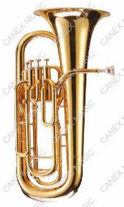 Euphonium/4 klaxons d'Euphonium de clefs (EU-42L)