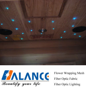 RGB LED Fiber Optic Sauna Lighting
