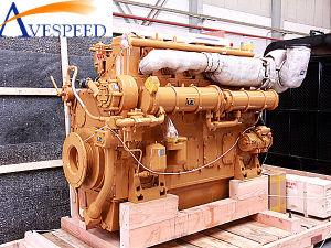 1000kw к электростанции генератора 4000kw приведенной в действие с Hfo и тепловозным топливом